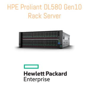 HPE PROLIANT DL580 GEN10 SERVER